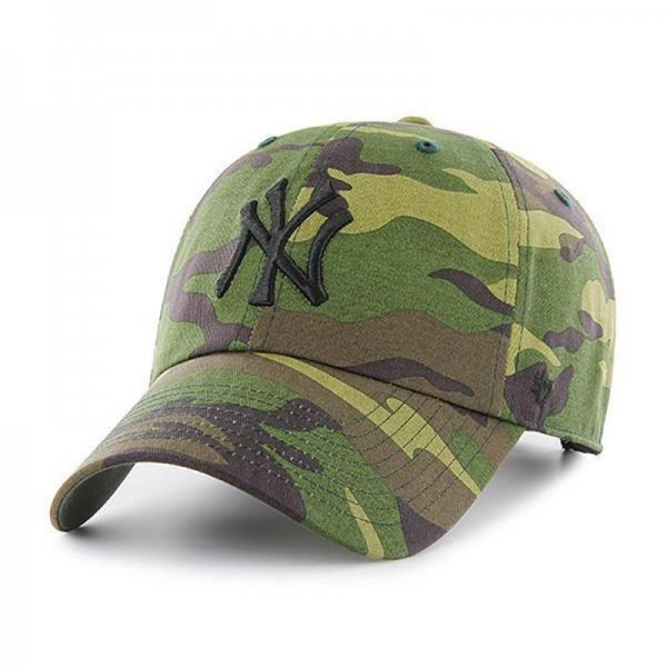 <img class='new_mark_img1' src='//img.shop-pro.jp/img/new/icons14.gif' style='border:none;display:inline;margin:0px;padding:0px;width:auto;' />47 BRAND / YANKEES CAMO UNWASHED '47 CLEAN UP