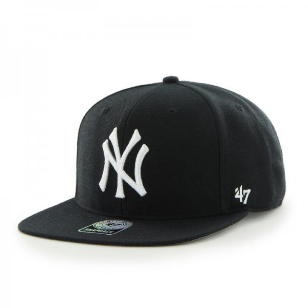 <img class='new_mark_img1' src='//img.shop-pro.jp/img/new/icons8.gif' style='border:none;display:inline;margin:0px;padding:0px;width:auto;' />47 BRAND / YANKEES SURE SHOT '47 CAPTAIN BLACK