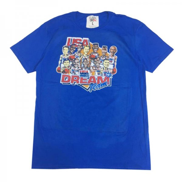 CLASS OF 96 90's / DREAM TEAM 2 TEE