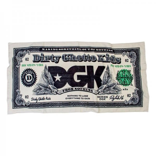 DGK / CURRENCY BEACH TOWEL