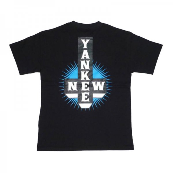 New Yankee / New Yankee Cross Tee (Blue)