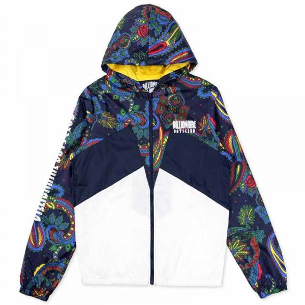 BILLIONAIRE BOYS CLUB / BB RUNNER ZIP NYLON JACKET