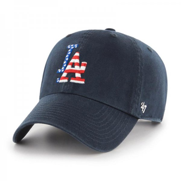 47 BRAND / Dodgers Spangled Banner '47 CLEAN UP