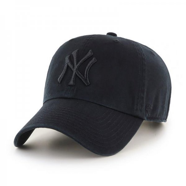 <img class='new_mark_img1' src='//img.shop-pro.jp/img/new/icons51.gif' style='border:none;display:inline;margin:0px;padding:0px;width:auto;' />47 BRAND / YANKEES BLACK TONAL '47 CLEAN UP
