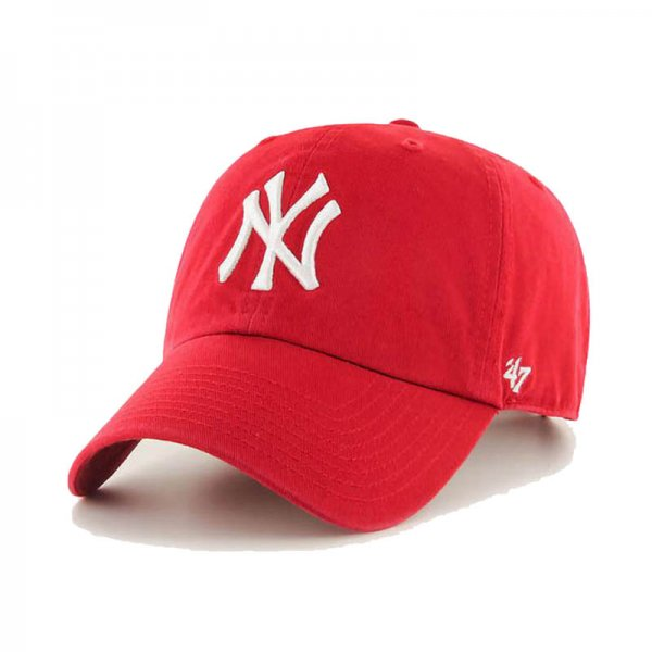 47 BRAND / YANKEES '47 CLEAN UP RED