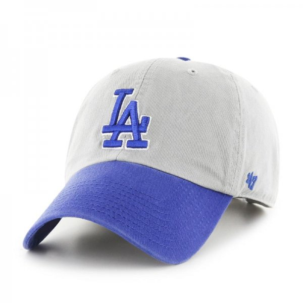 <img class='new_mark_img1' src='//img.shop-pro.jp/img/new/icons2.gif' style='border:none;display:inline;margin:0px;padding:0px;width:auto;' />47 BRAND / DODGERS KIDS '47 CLEAN UP GRAY×ROYAL