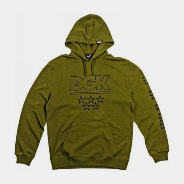 <img class='new_mark_img1' src='//img.shop-pro.jp/img/new/icons7.gif' style='border:none;display:inline;margin:0px;padding:0px;width:auto;' />DGK / 5-STAR HOODED FLEECE