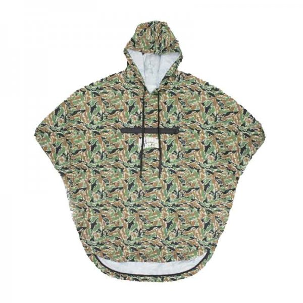BILLIONAIRE BOYS CLUB / CAMO PONCH