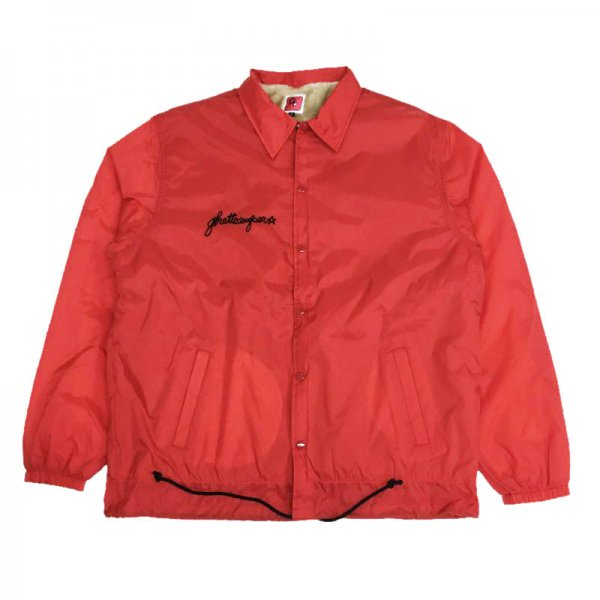 <img class='new_mark_img1' src='//img.shop-pro.jp/img/new/icons5.gif' style='border:none;display:inline;margin:0px;padding:0px;width:auto;' />BLACK HOUSE CLOTHING / GSS COACH JACKET