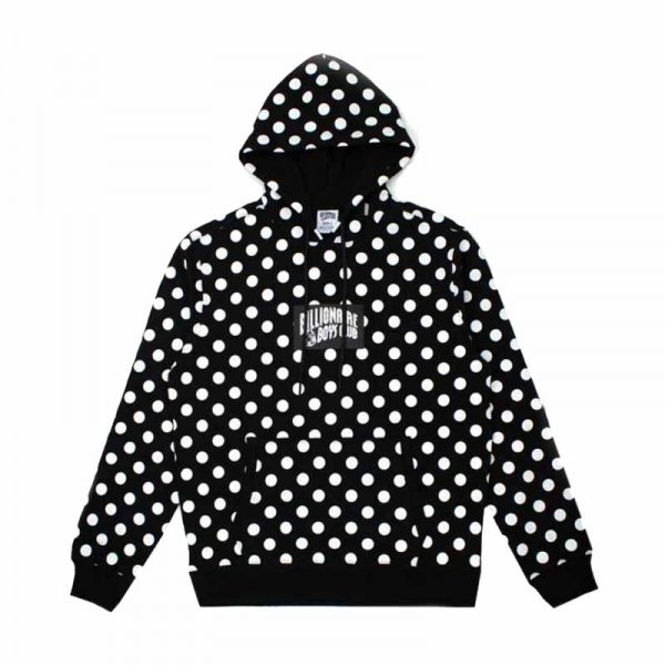 <img class='new_mark_img1' src='//img.shop-pro.jp/img/new/icons51.gif' style='border:none;display:inline;margin:0px;padding:0px;width:auto;' />BILLIONAIRE BOYS CLUB / BB SPOTTED ARCH LOGO HOODIE