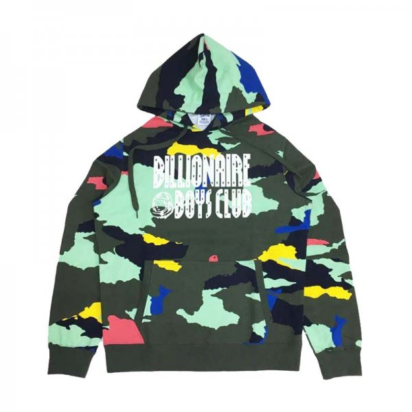 BILLIONAIRE BOYS CLUB / BB RUNNER HOODIE