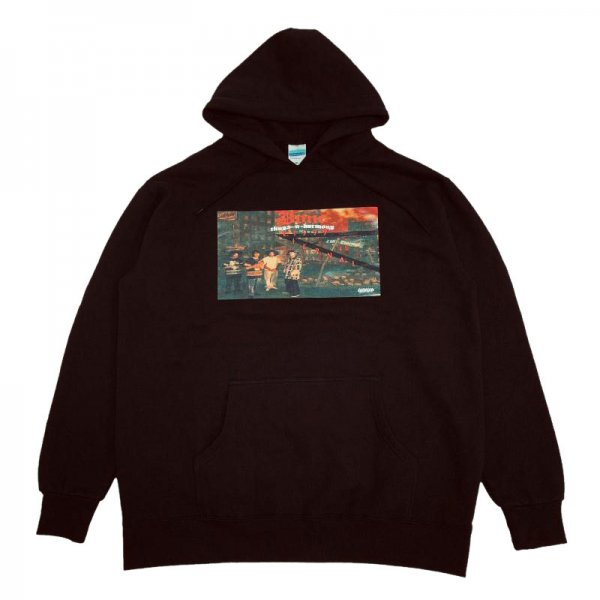 <img class='new_mark_img1' src='//img.shop-pro.jp/img/new/icons51.gif' style='border:none;display:inline;margin:0px;padding:0px;width:auto;' />BLACK HOUSE - E. 1999 Eternal Hoodie