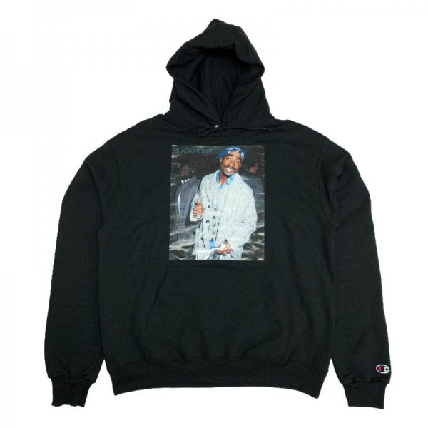 <img class='new_mark_img1' src='//img.shop-pro.jp/img/new/icons51.gif' style='border:none;display:inline;margin:0px;padding:0px;width:auto;' />BLACK HOUSE - PAC CHAMPION HOODIE