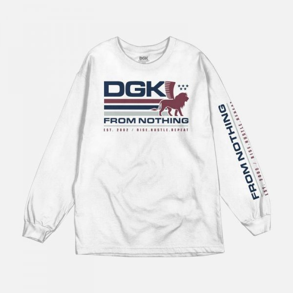DGK - Icon Long Sleeve T-Shirt