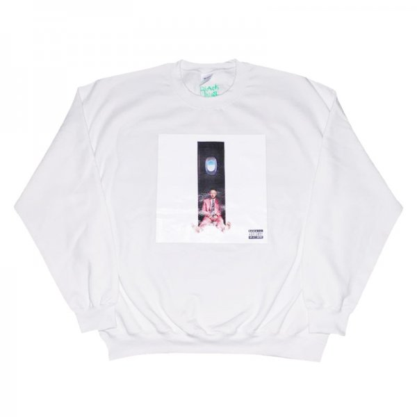 <img class='new_mark_img1' src='//img.shop-pro.jp/img/new/icons14.gif' style='border:none;display:inline;margin:0px;padding:0px;width:auto;' />BLACK HOUSE - SWIMMING CREWNECK