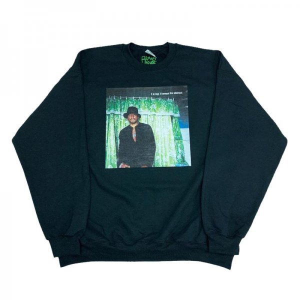 <img class='new_mark_img1' src='//img.shop-pro.jp/img/new/icons7.gif' style='border:none;display:inline;margin:0px;padding:0px;width:auto;' />BLACK HOUSE - KAMAAL THE ABSTRACT CREWNECK