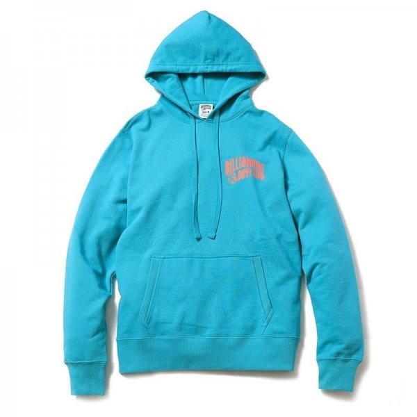 BILLIONAIRE BOYS CLUB - BB ARCH PULL HOODED SWEATSHIRT