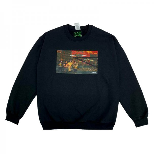 <img class='new_mark_img1' src='//img.shop-pro.jp/img/new/icons9.gif' style='border:none;display:inline;margin:0px;padding:0px;width:auto;' />BLACK HOUSE / E. 1999 Eternal Crewneck