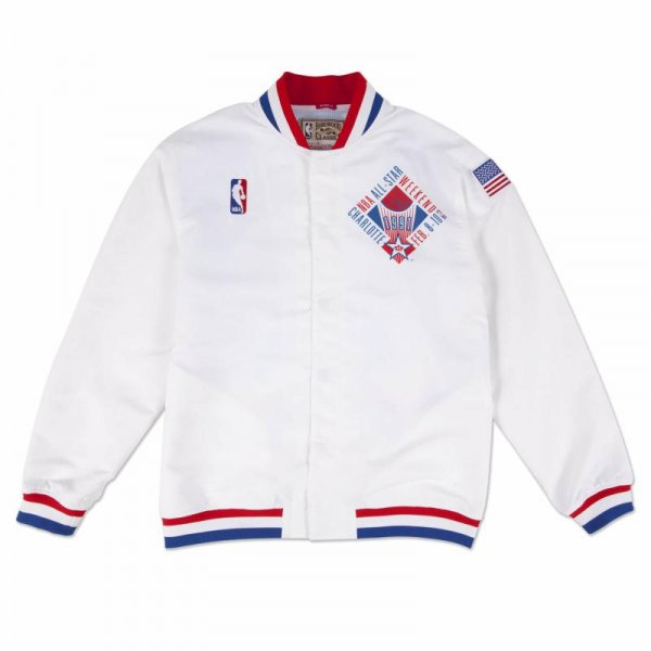 <img class='new_mark_img1' src='//img.shop-pro.jp/img/new/icons12.gif' style='border:none;display:inline;margin:0px;padding:0px;width:auto;' />MITCHELL & NESS / 1991 Authentic Warm Up Jacket NBA All-Star