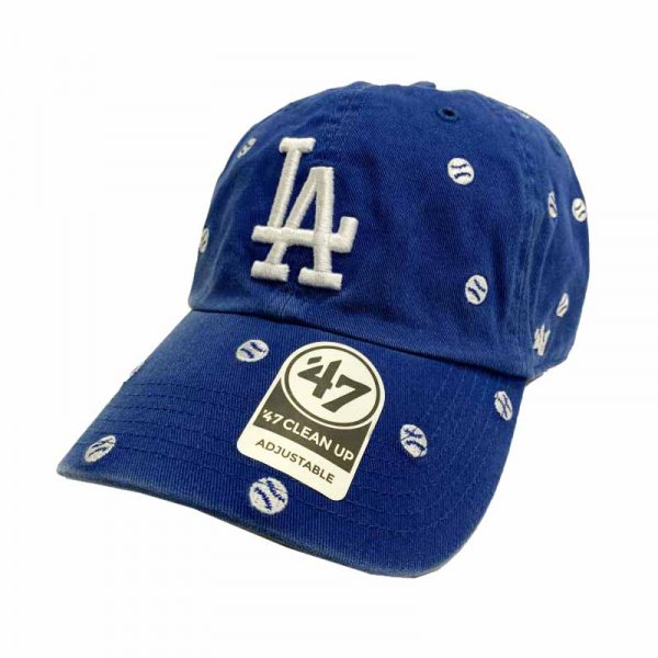 <img class='new_mark_img1' src='//img.shop-pro.jp/img/new/icons2.gif' style='border:none;display:inline;margin:0px;padding:0px;width:auto;' />47 BRAND / Dodgers Confetti '47 CLEAN UP Royal