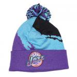 Mitchell&Ness / NBA Current Paintbrush Knit Hat