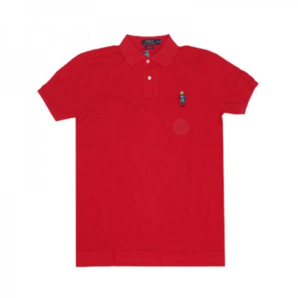 POLO RALPH LAUREN / BEAR POLO SHIRT