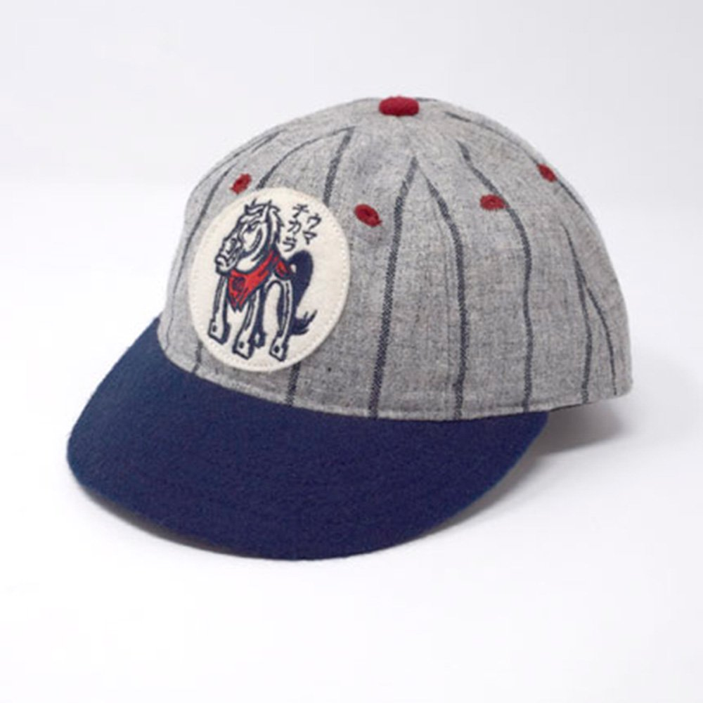 HI-DEE'S /ハイディーズ  EBBETS FIELD FLANNELS for HI-DEE'S 【HORSE POWERS】