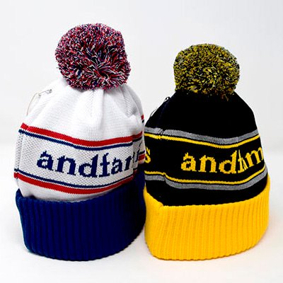 ANDFAMILY'S/ Field Knit Cap