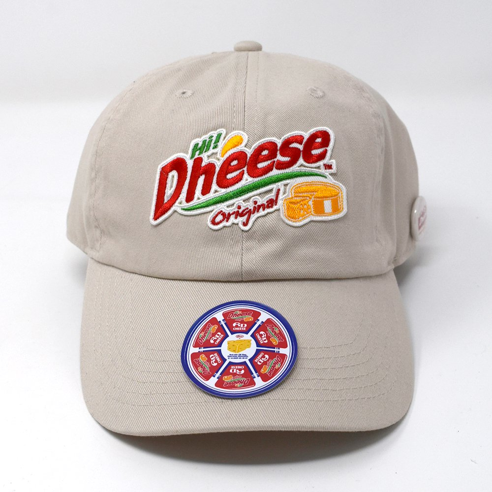HI-DEE'S / DHEESE SHOP STAFF CAP -STONE-