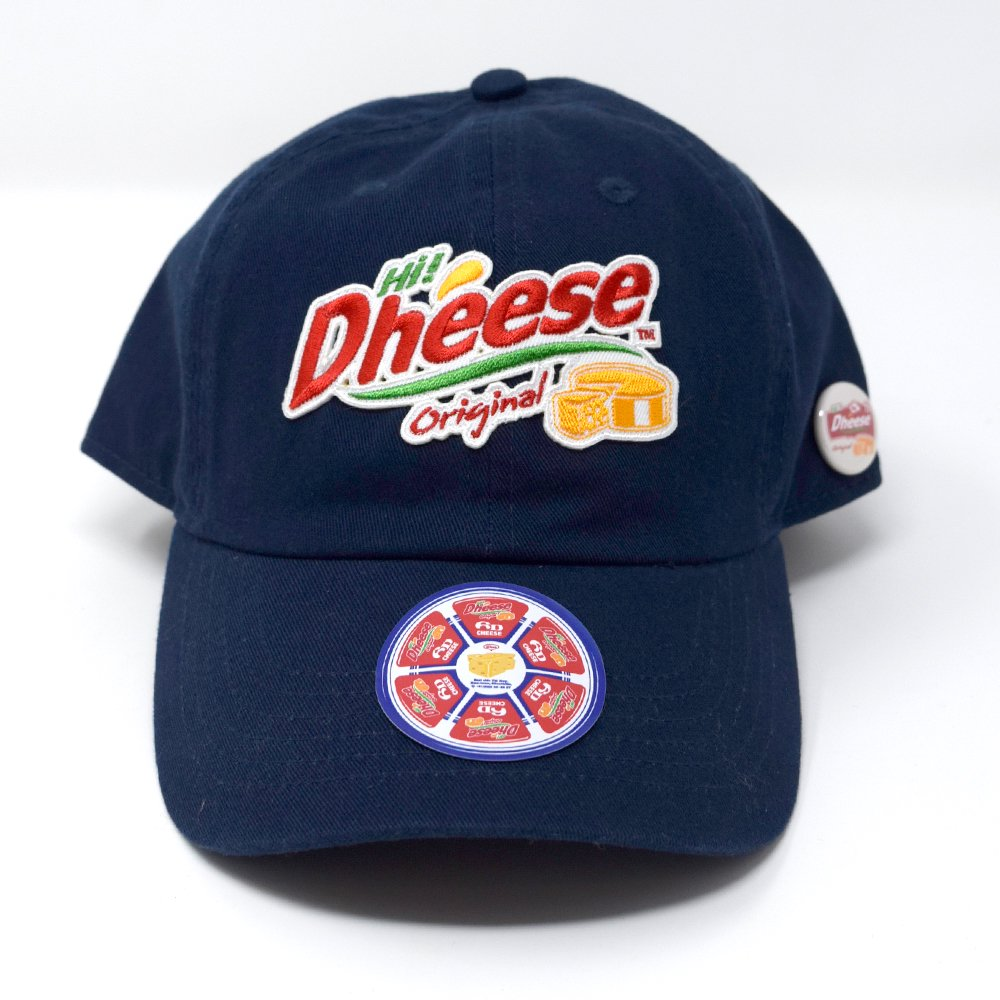 HI-DEE'S / DHEESE SHOP STAFF CAP -Navy-