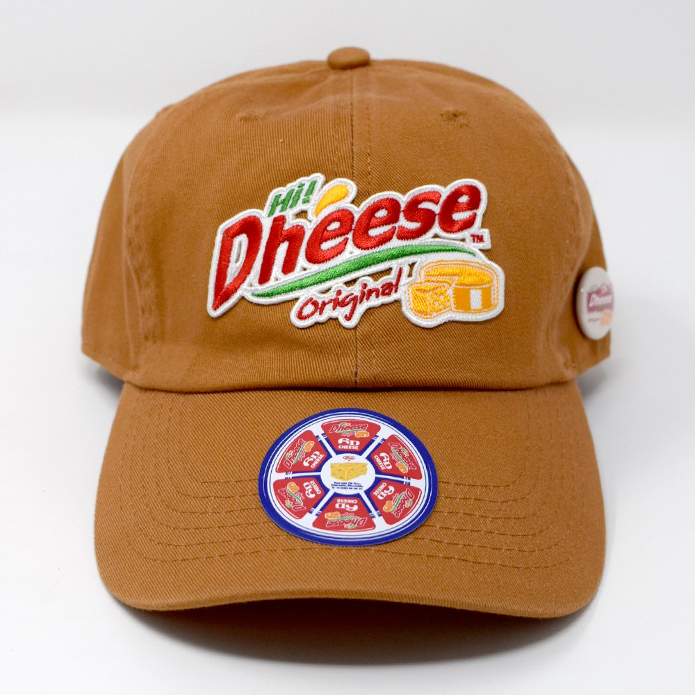 HI-DEE'S / DHEESE SHOP STAFF CAP -Texas Orange-