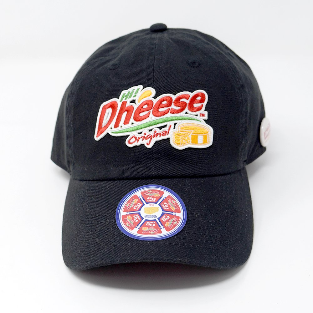 HI-DEE'S / DHEESE SHOP STAFF CAP -Black-