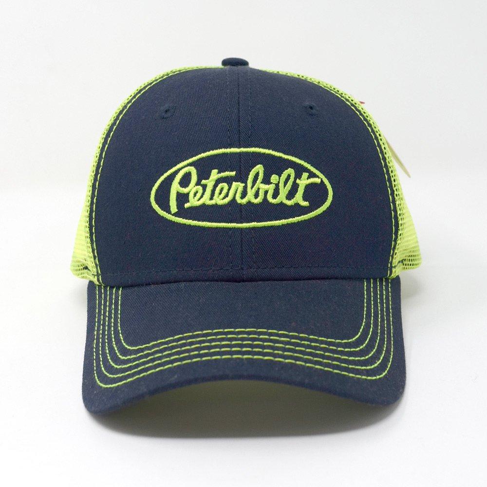 PETERBILT / NEON MESH CAP