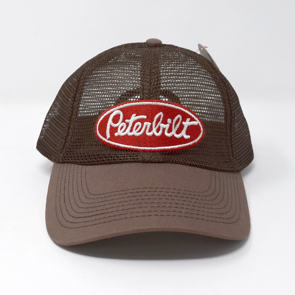 PETERBILT / ALL MESH  CAP