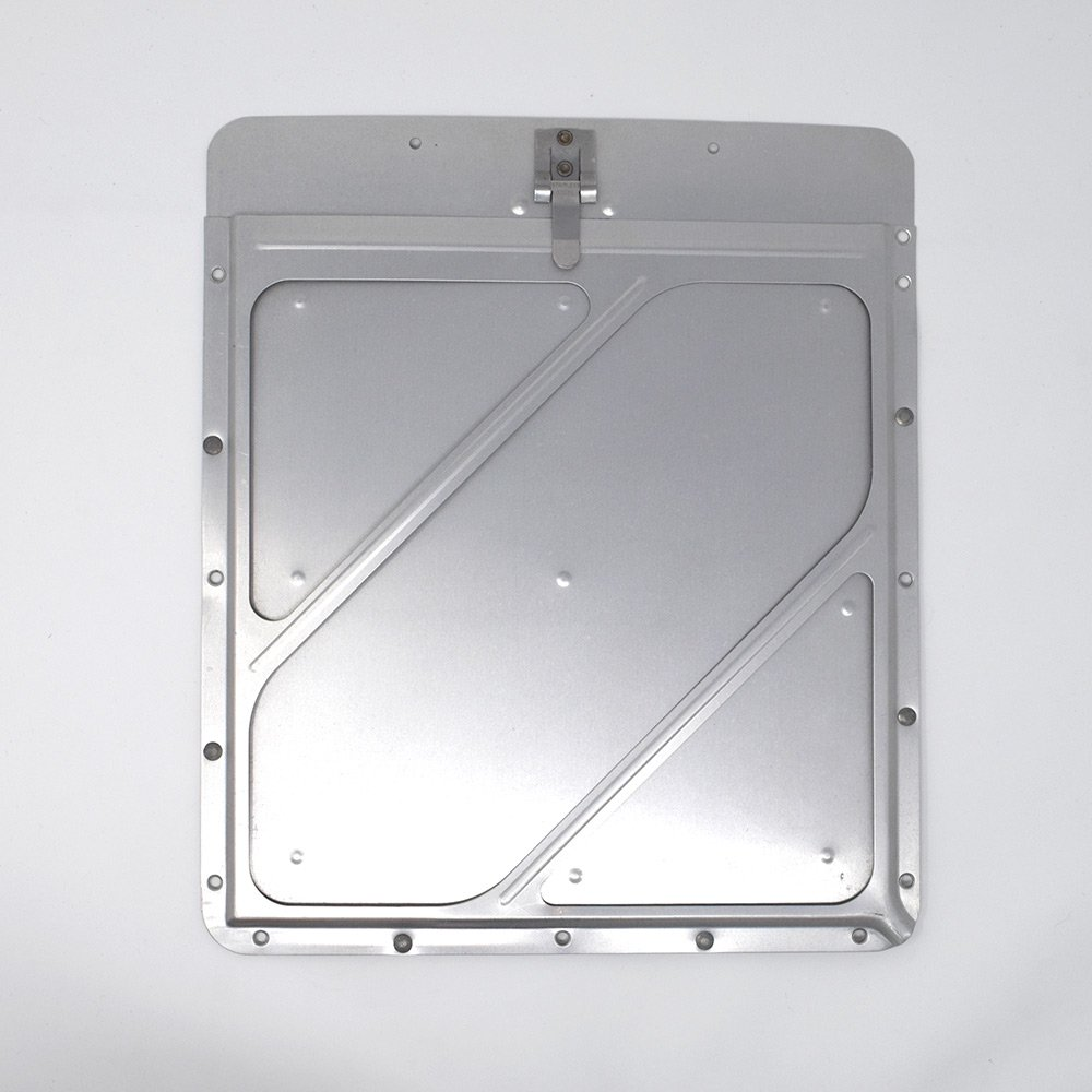 Clipped Corner D.O.T. Placard Holder