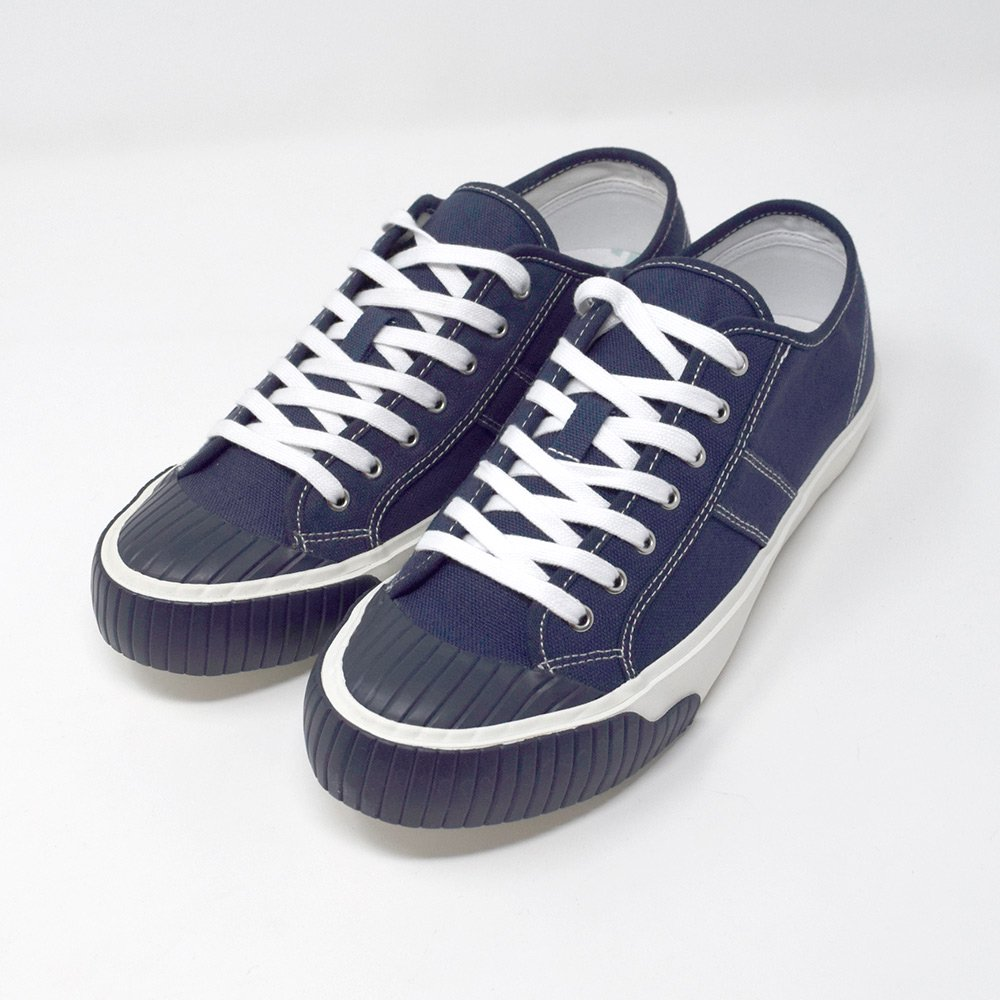 BALL BAND / 16 Charles Sneaker -Navy-