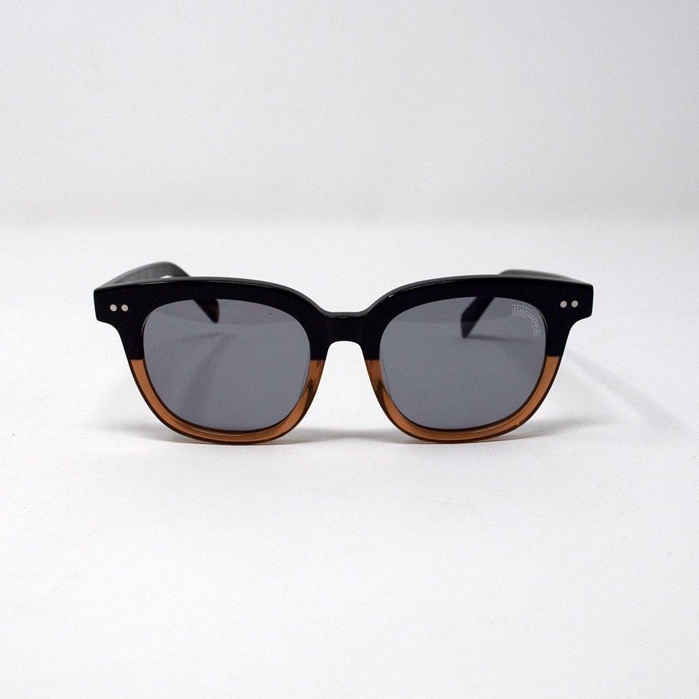 UNCROWD / UC-033 CARAVAN  - Black Rootbeer / Gray-