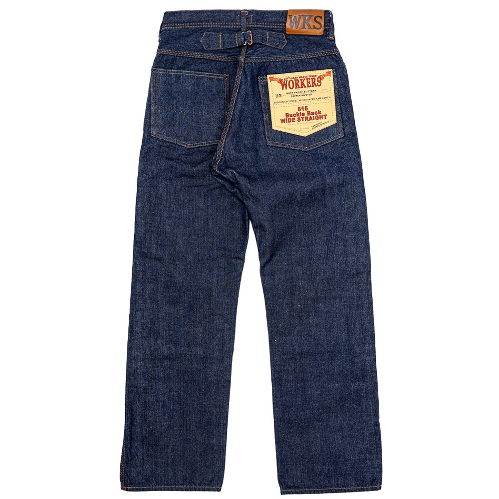 WORKERS K&TH /  Lot 815 BC Work Jeans