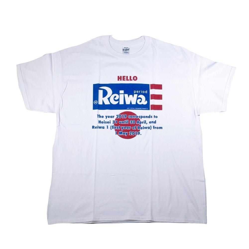 HI-DEE'S / REIWA Tee, White