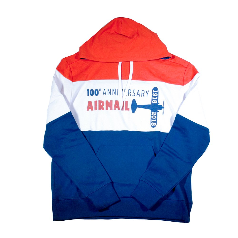 United States Postal Service / USPS 100th Anniversary Air Mail Hoodie