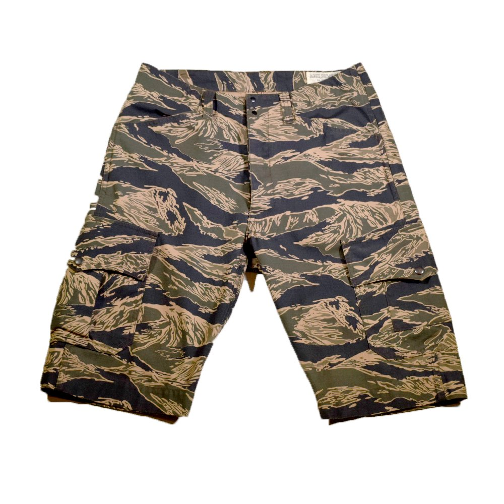 TROPHY CLOTHING / Tiger Stripe Fatigue Pants
