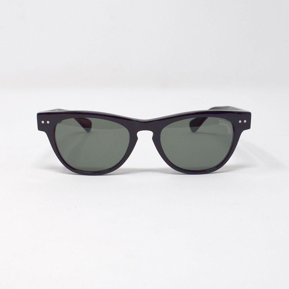 UNCROWD / UC-008 SUNNY -Black/Green-