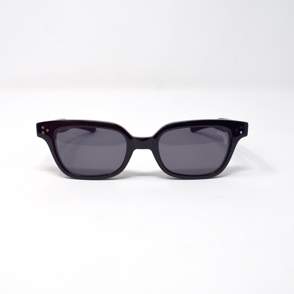 UNCROWD / UC-024 GLORIA -Black/Smoke-
