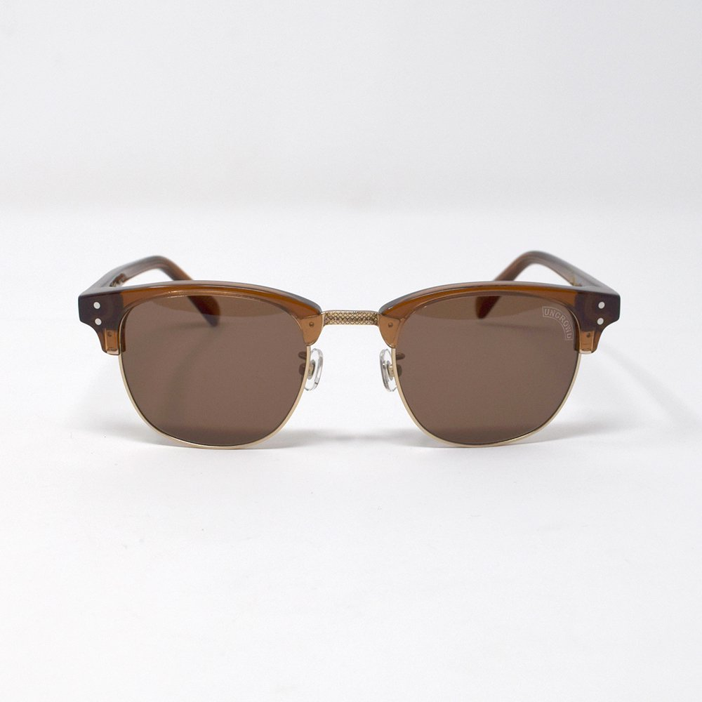 UNCROWD / UC-037 TRUENO -Rootbeer/Brown-