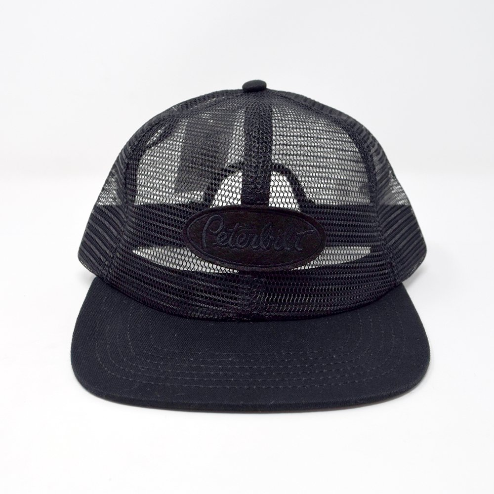 PETERBILT / ALL MESH FLATBILL CAP