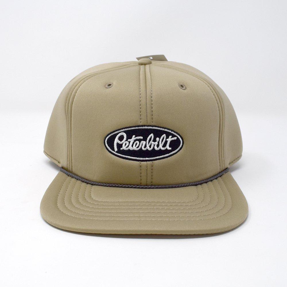 PETERBILT / FOAM FRONT FLATBILL CAP