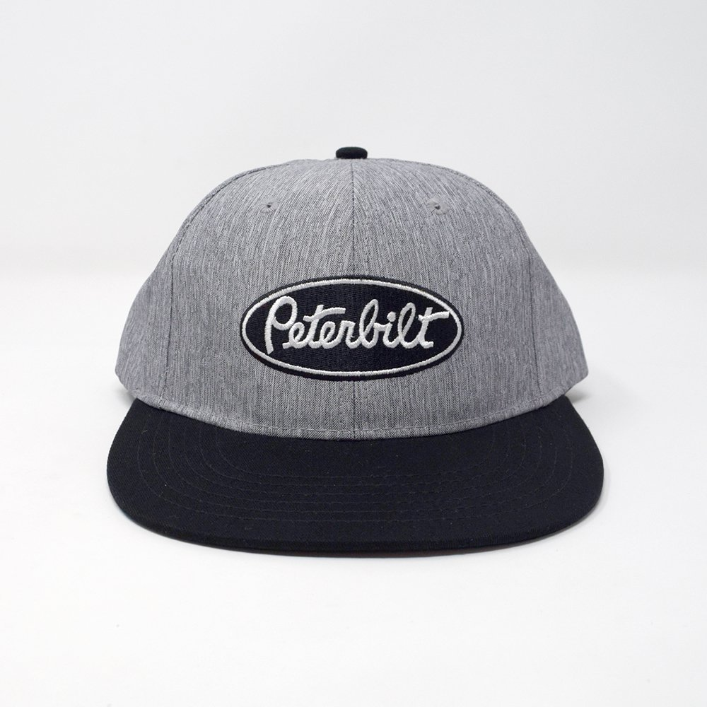 PETERBILT / SUITING FLATBILL CAP