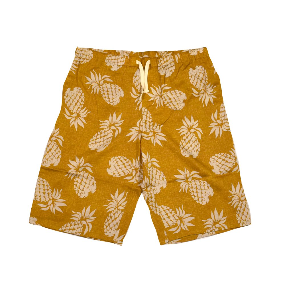 ANDFAMILY'S/ MR.GOODMAN & PARTNERS/ HAWAIIAN HALF PANTS,GD