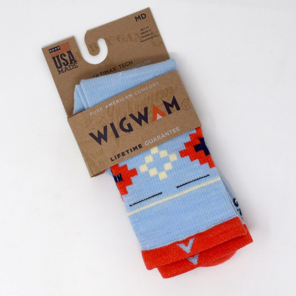 WIGWAM /  Copper Canyon Pro Socks, Notting Blue