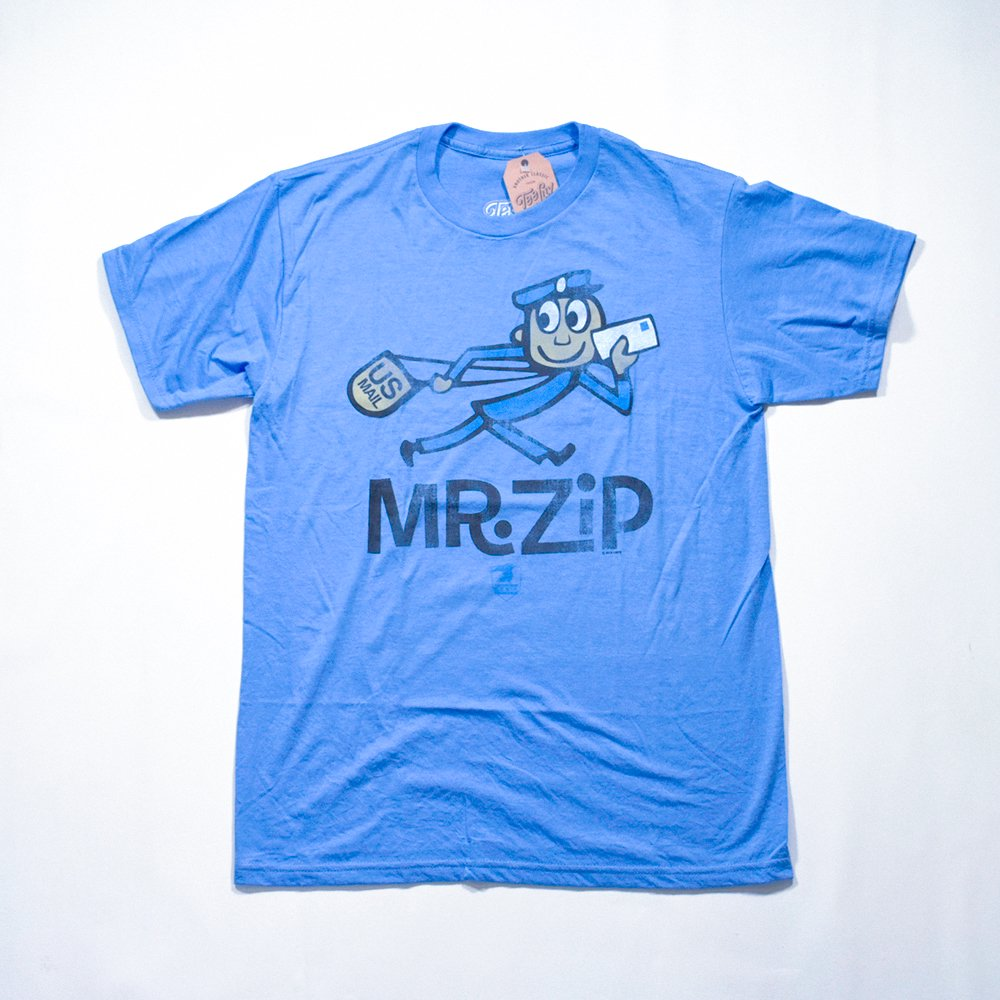 United States Postal Service / Mr Zip T-Shirt